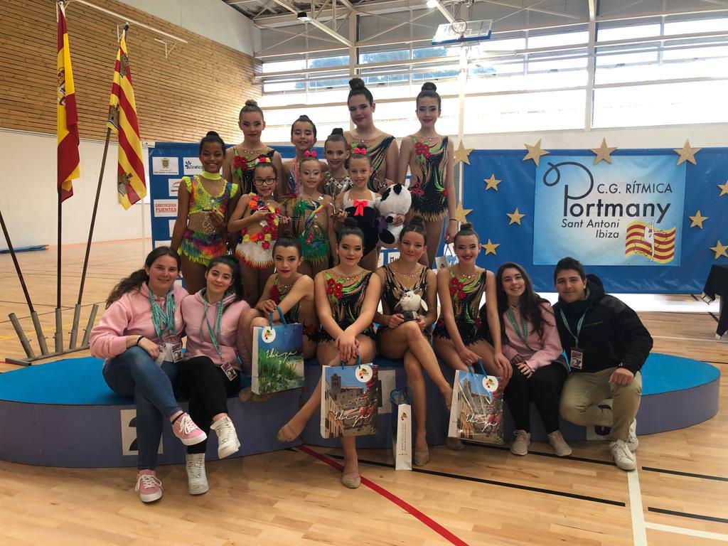 Gimnasia Rítmica Ibiza Club Deportivo Hema